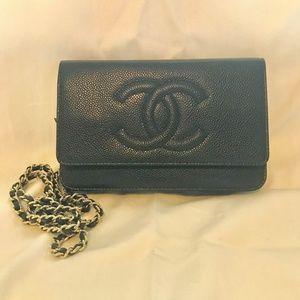 Chanel wallet chain